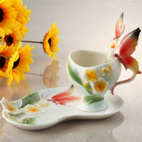 Fiori Coffee Set buy wholesale enamel cup from china enamel cup