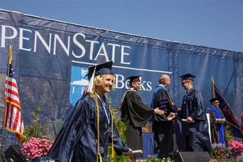 Pesnn State Mba Class Profile by Cus Profile Penn State Berks Penn State Alumni
