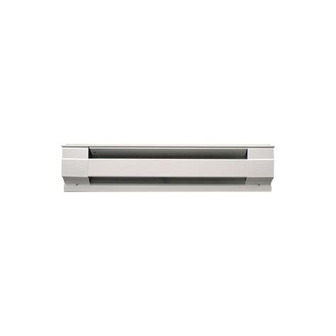 electric baseboard heater wattage cadet electric baseboard heater 240 volt 1 000 watt