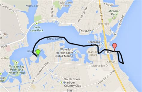 kemah houston map boat parade on clear lake 365 things to