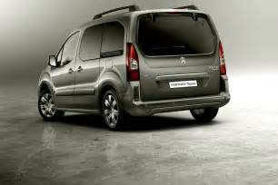 Peugeot Partner Tepee Specs 2016 Peugeot Partner Tepee Pictures Information And