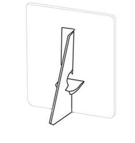 stand up card template how to make cardboard easel stand woodworking projects