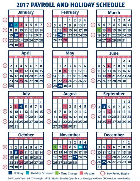 2018 Calendar Opm Opm Holidays Federal Lifehacked1st