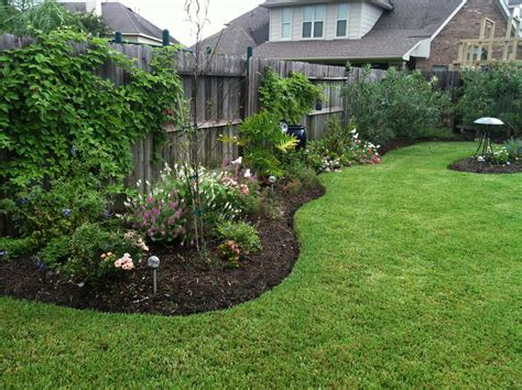 backyard landscaping ideas for privacy i have never had a privacy fence before but now we have a
