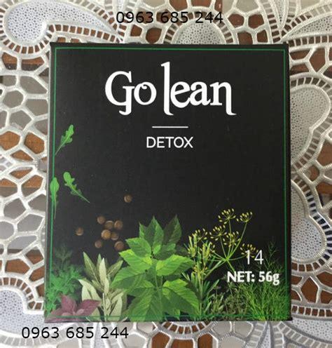 Go Lean Detox by Tr 224 Thảo Mộc Giảm C 226 N Go Lean