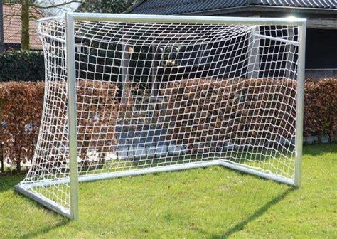 fußballtor garten aluminium tor fu 223 balltor 3 x 2 m mit nez f 252 r outdoor