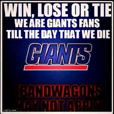 ny giants quotes quotesgram