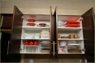 Kitchen Cabinet Organizer Ideas Organize Kitchen Cabinets Captainwalt