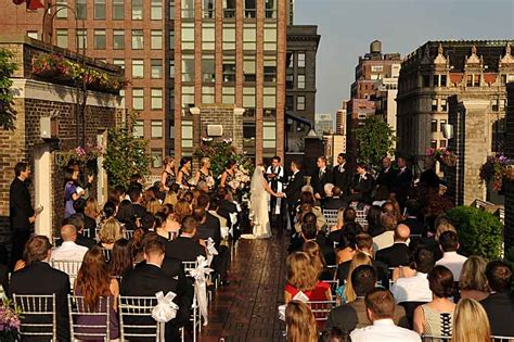 Wedding Venues Nyc by Nyc Wedding Venue With Rooftop Garden On 5th Avenue