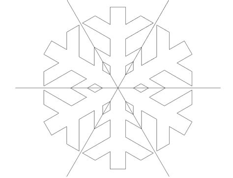How To Make A Snowflake Out Of Construction Paper - how to make a snowflake out of construction paper 28