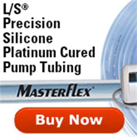 Masterflex Precision Tubing Silicon Tubing Platinum Ls 25 chemical compatibility database from cole parmer