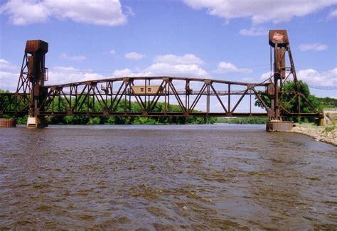 Home Design Hastings Mn by Bridgehunter Com Dm Amp E Mississippi River Bridge