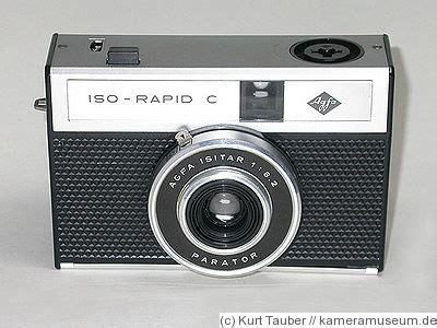 Agfa Iso Rapid C Mod I Price Guide Estimate A Camera Value