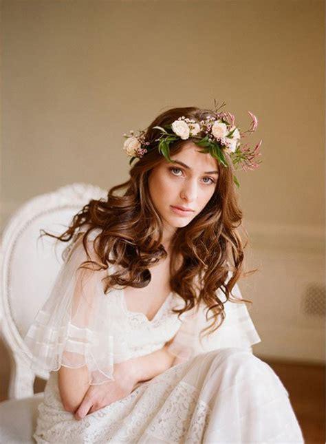flowers in hair best wedding