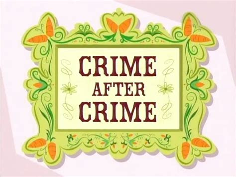 crime after crime imagination companions a foster s