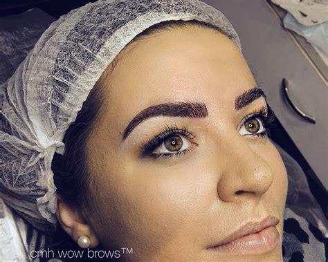 natural eyebrow tattoo eyebrow tattooing hair stro cmh tayla made