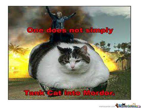 Tank Cat by cesgamer   Meme Center