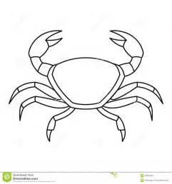 crab outline crab outline www pixshark images galleries with a