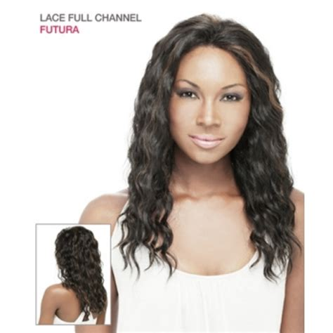 futura chanell its a wig synthetic hair magic lace wig channel futura