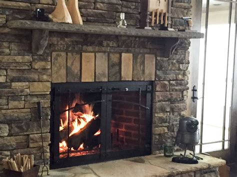 what s it really like to order a set of custom fireplace