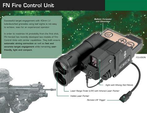 fn fcu unit grenade launcher herstal