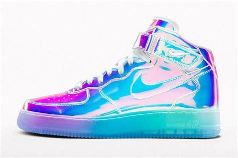 sneaker id nike air 1 id iridescent sneaker bar detroit