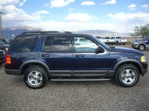 2003 Ford Explorer Reviews 2003 Ford Explorer Pictures Cargurus