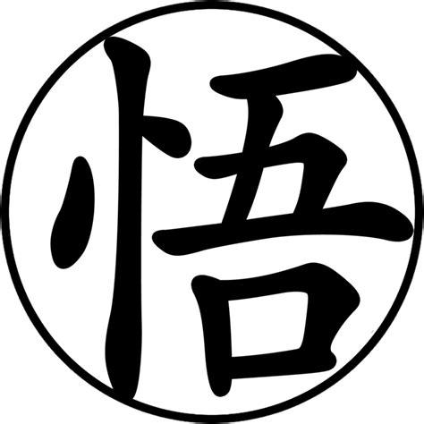 goku s kanji by the catster on deviantart
