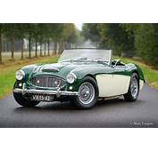 Austin Healey 100/6 Two Seater 1957  Classicargarage FR