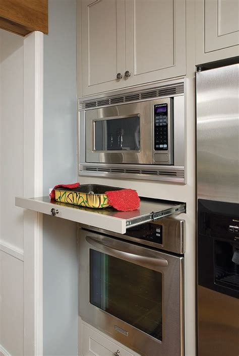 kitchen microwave ideas best 25 wall ovens ideas on pinterest wall oven double