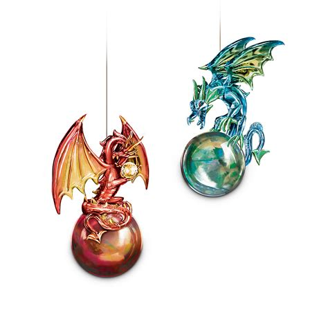 the bradford editions dragons of the crystal powers