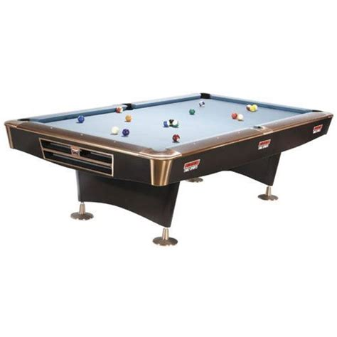 9ft competition slate pool table sweatband