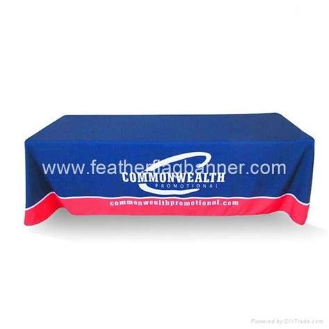 Table Banner by Custom Table Banners Event Table Banner Table Cover 15