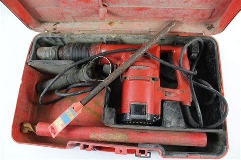 Bor Hilti Te 2 hilti te72 demolition and breaker hammer property room