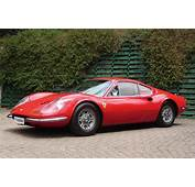 Ferrari Dino Mais Do Que Um Carro  Carzoom