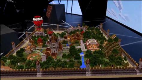 Vr Minecraft minecraft vr demo xbox e3 2015