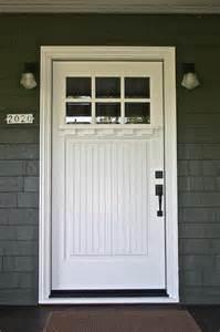 Craftsman Front Doors Se Portland Mt Tabor Craftsman Front Doors