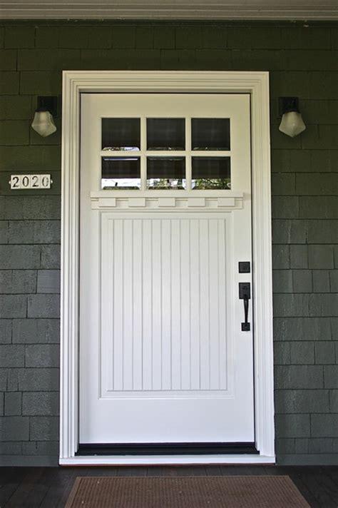 Exterior Doors Portland Se Portland Mt Tabor Craftsman Front Doors Portland By Bridgetown Window Door