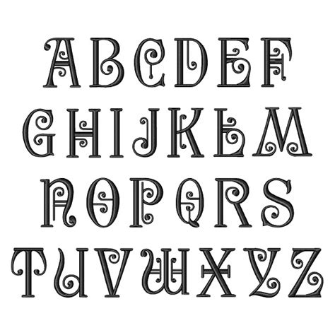 typography embroidery musical font by embroidery patterns home format fonts