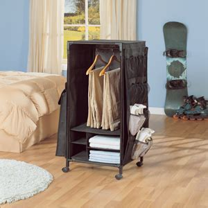 Portable Wardrobe Closet On Wheels - portable closet portable storage closet with storage