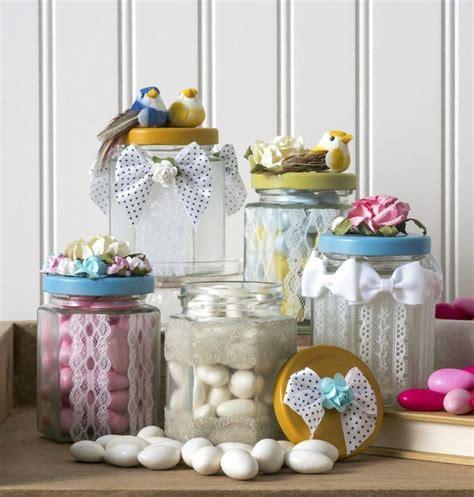 decorar frascos de vidrio con goma eva c 243 mo decorar un frasco de vidrio y usarlo como dulceros