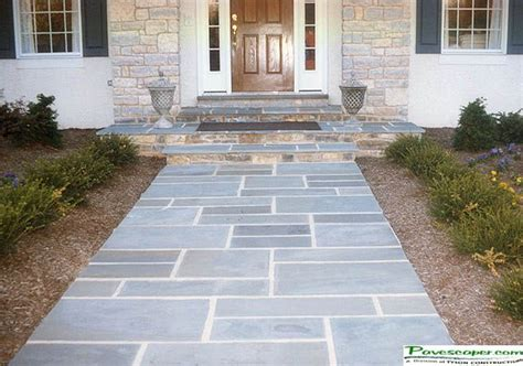 bluestone brick front entrance steps masonry patios walkways stone walkways and brick patios on pinterest