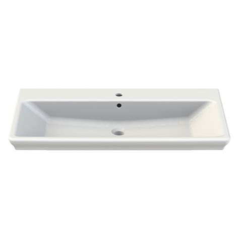 nameeks wall mounted sink nameeks arica wall mounted bathroom sink in white