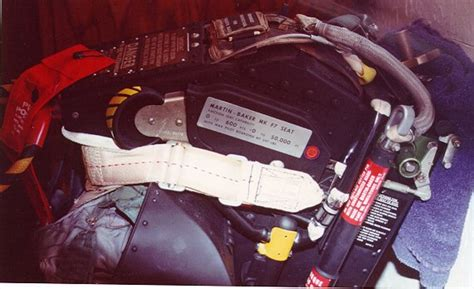 Mba Org Mk by Mba Mk F 7 Ejection Seat From The Ejection Site