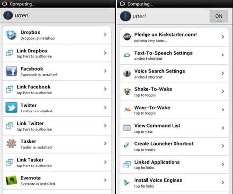 voice commands android android voice commands an extensive list