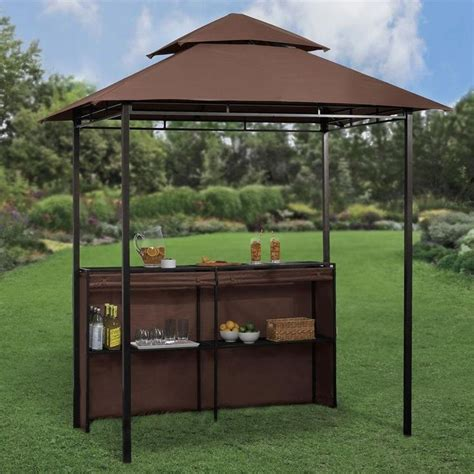 bar gazebo outdoor bar gazebo studio design gallery best design