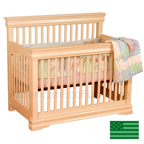 Wood Baby Cribs by A Plans Woodwork Woodworking Plans Convertible Crib