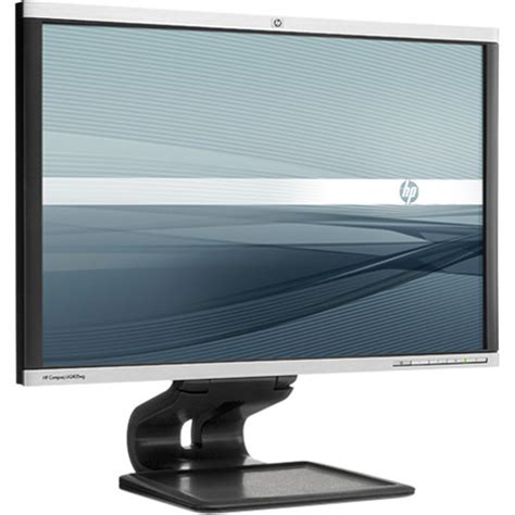 resetting hp monitor hp compaq la2405wg 24 quot lcd monitor nl773a8 aba b h photo
