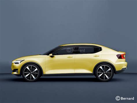 Volvo S40 2018 by Bernard Car Design 2018 Volvo S40
