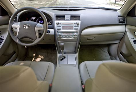 2011 Toyota Camry Le Interior by Image Gallery 2011 Camry Interior